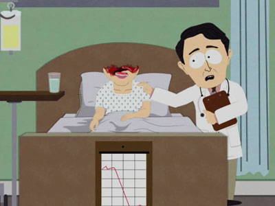 South Park | Inspired by Shirley Jackson's The Lottery , this episode follows Stan, Kyle, Cartman, and Butters as they publicly humiliate Britney Spears, then attempt to save…