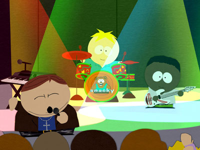 South Park | Cartman might have formed a Christian rock band with Butters and Token in this episode, but for once, the episode's really controversial content had nothing…