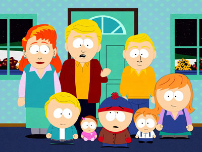 South Park | A Mormon family moves to South Park. When they try to explain the origins of their faith — Joseph Smith, Native American angels, translating ancient…