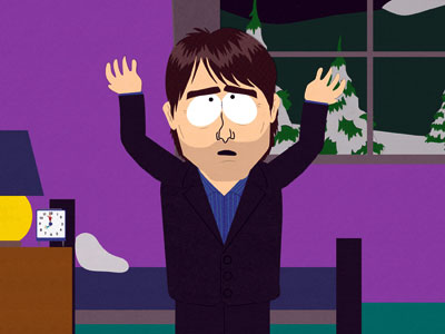 South Park | When Stan is declared the second coming of Scientology founder L. Ron Hubbard, it's not clear who or what gets skewered worse: Hubbard's religion, which…