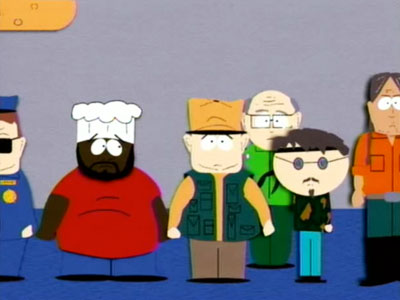 South Park | On April 1, 1998, South Park fans eagerly tuned in to the show's second-season premiere, which promised to answer the first-season finale's cliff-hanger question ''Who…