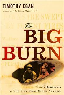 The Big Burn   The Big Burn by Timothy Egan