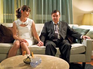 Ricky Gervais, Jennifer Garner, ...