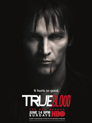 As a final reminder to tune-in for the new season, HBO True Blood owned Cover 4 of the 06/12/09 issue.
