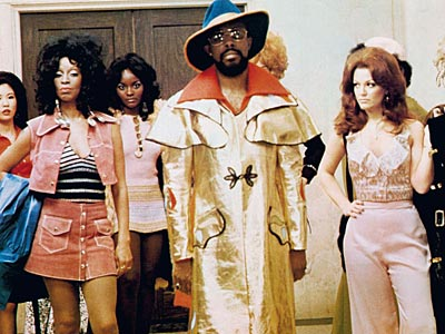 Willie Dynamite | Pimpin' ain't easy. Don't believe me? Just ask Gordon from Sesame Street ! Before actor Roscoe Orman started helping Elmo teach kids their ABCs, he…