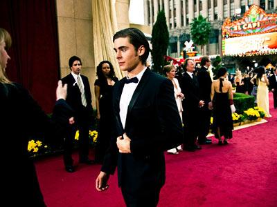 Zac Efron, Oscars 2009