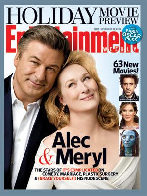 Alec Baldwin, Meryl Streep