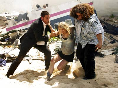 Lost (Season 1 -- Episode 0: Pilot (1)) | Season 1 (2004-2005) A plane crashes on a remote island, plunging our survivors into a sea of weird: A polar bear. A people-munching creature. ''The…