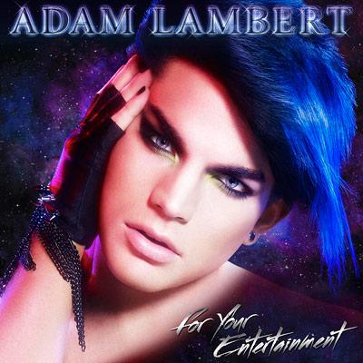 Adam Lambert, For Your Entertainment | Check out EW music critic Leah Greenblatt's full review of FYE here.