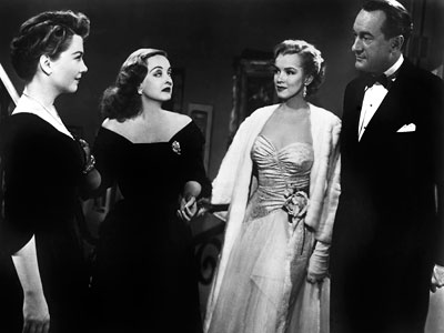 All About Eve (1950) I remember being a kid and being pissed that my grandmother was making me watch this black and white movie, All…