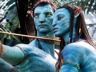 Avatar | This tidal wave of big, loud Hollywood movies that are now even more in-your-face is a charming gimmick at best and annoying at worst. Studios…