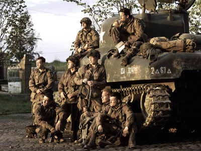 Band of Brothers | Executive-produced by Tom Hanks and Steven Spielberg, the 10-episode Band of Brothers follows those men, those boys as they made history happen. The soldiers of…