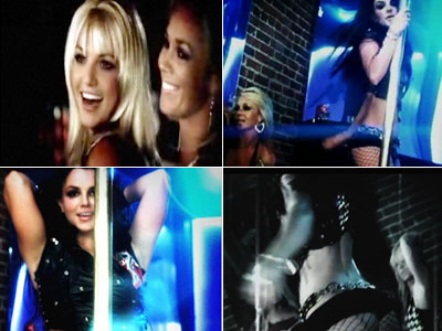 Britney Spears | Not just the origin of the immortal ''It's Britney, bitch'' tagline — it's also a slinky, syncopated little hip-swiveler that not even a lackluster pole-dance…