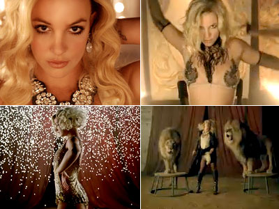 Britney Spears | When her life literally became a tabloid circus, Brit took it back with this synth-riddled big-top triumph: ''I'm a put-on-a-show type of girl,'' indeed.