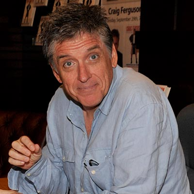 Craig Ferguson | I would add Craig Ferguson. His monologues are the best on TV and his skits are better than anything on SNL — his JK Rowling…