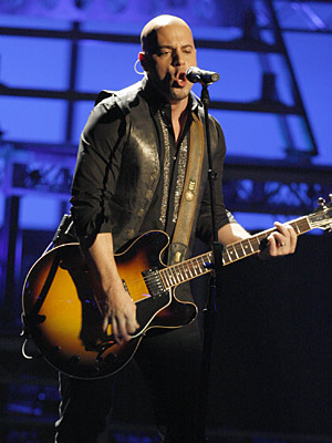 Lady Gaga | DAUGHTRY The American Idol season 5 finalist turned radio-rock pro Chris Daughtry turns out a serviceable if not exactly galvanizing take on his mid-tempo chest…