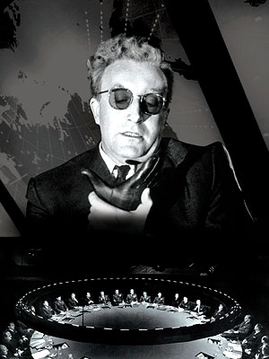 Dr. Strangelove: Or, How I Learned to Stop Worrying and Love the Bomb, Peter Sellers, ... | Dr. Strangelove, or: How I Learned to Stop Worrying and Love the Bomb (1964) Ah, Dr. Strangelove ?one of my all-time faves. The best time…