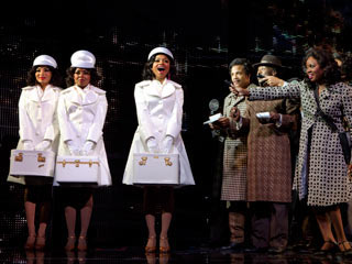 Syesha Mercado | DREAMGIRLS American Idol alum Syesha Mercado leads new production, opening at N.Y.'s Apollo Theater before embarking on a national tour