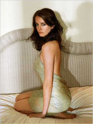 Eva Green | HAILS FROM: France SEXIEST IN: Casino Royale (2006) After baring all in The Dreamers , Green's stylish turn in the Bond reboot redefined what a…