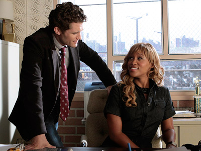 Glee, Eve | Glee recap: Driven to Distraction Will meets his sectionals competition (including Eve!), Quinn test drives a baby daddy, and Rachel makes her big play for…