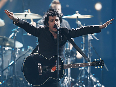 Lady Gaga | GREEN DAY Possibly the tightest three-piece playing stadiums these days, but somehow this AMAs stage does Berkeley's pop-punk pride no favors. Rousing power ballad ''21…