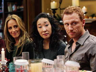 Grey's Anatomy | Grey's Anatomy recap: Family Affairs As the docs go through the holidays, Bailey deals with her father, Sloan meets his daughter, and Owen makes a…