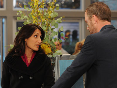 House, Lisa Edelstein | House recap: Are people still pulling for Huddy? Once upon a time, I rooted for this relationship, but I?m getting to a point where I…