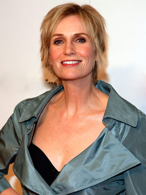 Jane Lynch, Glee | Jane Lynch is brilliant with improv stuff? just go watch Best in Show or A Mighty Wind to see what I mean! She is my…