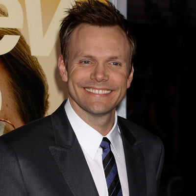 Joel McHale | Oh yeah, Joel McHale would be awesome. They could even do a Soup sketch! — Joel