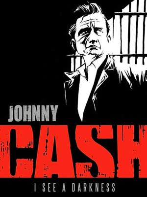 Johnny Cash: I See a Darkness   JOHNNY CASH: I SEE A DARKNESS by Reinhard Kleist Cash's life continues to inspire: This biography, in the form of a graphic novel, shows the…