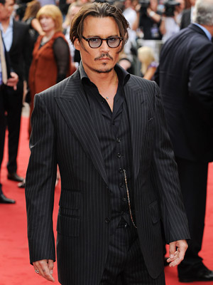 Johnny Depp | Not only does Depp have the three Pirates films under his belt this past decade, but also Sweeney Todd , Corpse Bride , Finding Neverland…