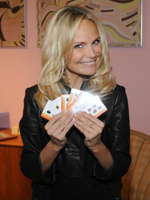 Kristin Chenoweth | Kristin Chenoweth, please. Give the girl something to do now that Pushing Daisies isn?t on and her Glee stint isn?t permanent. Plus, we?d get more…