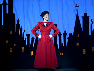 Mary Poppins Ashley Brown