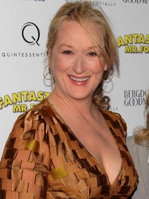 Meryl Streep | Meryl Streep is my first choice. — dpatt