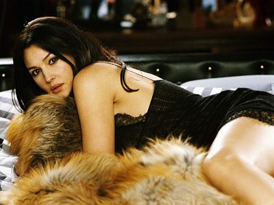 Monica Bellucci | HAILS FROM: Italy SEXIEST IN: Malena (2000) In a media universe fixated on just how skinny and, face it, boyish some actresses are nowadays, Bellucci's…