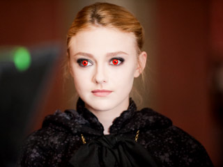 Dakota Fanning, The Twilight Saga: New Moon