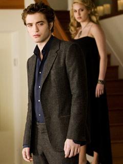 Robert Pattinson, The Twilight Saga: New Moon