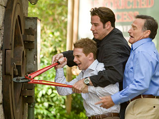 Seth Green, John Travolta, ...