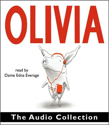 Olivia (Audiobook) | THE OLIVIA AUDIO COLLECTION Kids love Olivia, the world's spunkiest, sauciest, most endearing little piglet. Here, the irrepressible Dame Edna Everage — a perfect match…