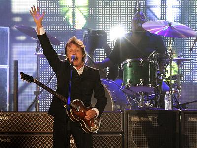 Paul McCartney | PAUL MCCARTNEY: GOOD EVENING NEW YORK CITY (Thursday, Nov. 26) Forty-four years after the Beatles' legendary gig at the now-demolished Shea Stadium, Paul McCartney returned…