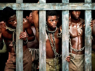 Roots | It's hard to believe today, in the multiculti, hip-hop-flavored universe we now share, but before Alex Haley's miniseries Roots: The Saga of an American Family…