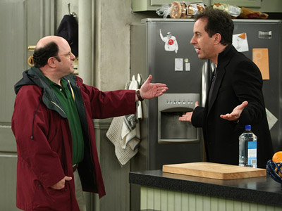 Curb Your Enthusiasm, Jerry Seinfeld | Seinfeld reunion on Curb Your Enthusiasm season finale: Did it work for you? Do you respect wood? The Seinfeld reunion episode itself — most of…