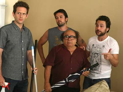 Danny DeVito, It's Always Sunny in Philadelphia | Reader's Choice Danny DeVito on IT'S ALWAYS SUNNY IN PHILADELPHIA Has there ever been a more inspired ''stunt'' casting? Probably. Has there ever been a…
