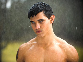 Taylor Lautner, The Twilight Saga: New Moon