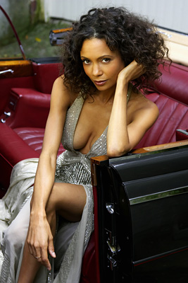Thandie Newton | HAILS FROM: England SEXIEST IN: Mission: Impossible II (2000) With her ethereal, fine-boned features, Newton evokes Audrey Hepburn — that's probably why Jonathan Demme cast…