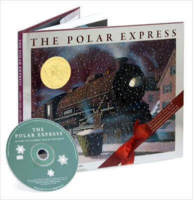 The Polar Express | THE POLAR EXPRESS , by Chris van Allsburg, 25th anniversary edition It's hard to believe that Allsburg's magical tale — about a young boy who…
