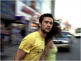 Joseph Gordon-Levitt, Uncertainty | MANHATTAN MELODRAMA Joseph Gordon-Levitt and Lynn Collins blur the lines in Uncertainty