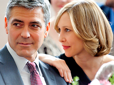 Vera Farmiga, George Clooney, ... | Up in the Air Jason Reitman's dramedy boasts vivid characters, a sharp love story (with George Clooney), and a timely theme of downsizing. Other possibilities…