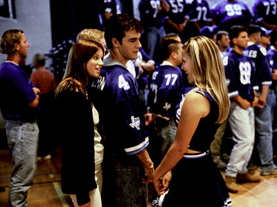 Varsity Blues, Amy Smart, ... | Varsity Blues (1999) Maybe it's James Van Der Beek's atrocious Texas accent, but every time Varsity Blues comes on TNT, I end up watching the…