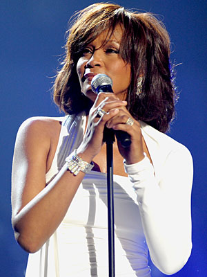 WHITNEY HOUSTON ? The voice that hit those impossible notes on ''I Will Always Love You'' may be gone now — her take on ''I…